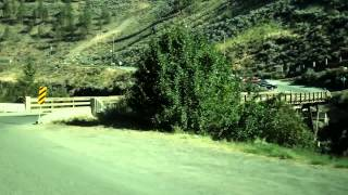 Lillooet (BC) Canada  City new picture : Lillooet BC Drive Around