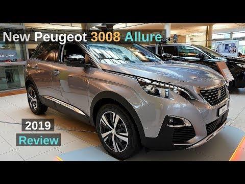 New Peugeot 3008 Allure 2019 Review Interior Exterior