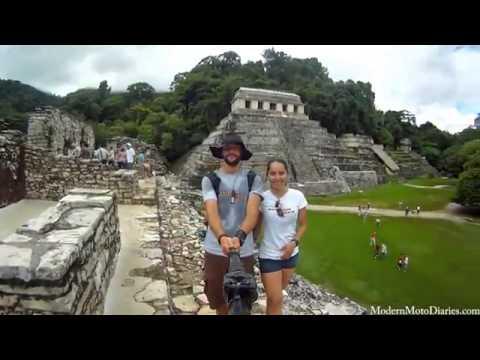 Around the World in 360 Degrees Super Selfie
