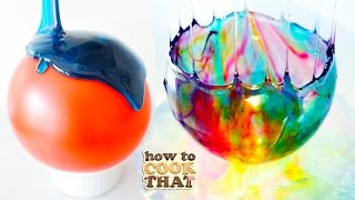 How to Make Pretty Balloon SUGAR Bowls full download video download mp3 download music download