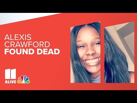 Alexis Crawford found dead after being missing for a week   live coverage replay