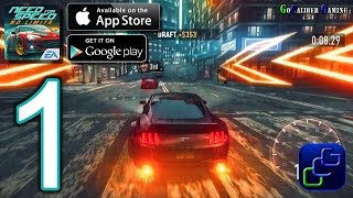 Video NEED FOR SPEED No Limits Android iOS Walkthrough - Gameplay Part 1 - Chapter 1: Genesis (English) MP3, 3GP, MP4, WEBM, AVI, FLV Agustus 2018