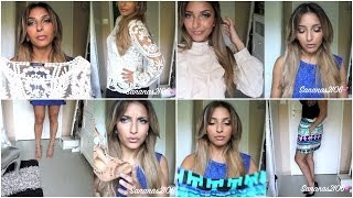 Haul vêtements Choies ★ - YouTube