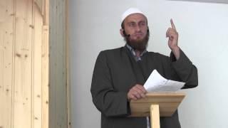 Kënd e Adhuron - Hoxhë Haqif Ibrahimi - Hutbe