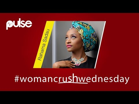 Rahama Sadau Is Gorgeous And Talented  | Womancrushwednesday | Pulse Tv