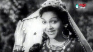 Anarkali songs - Jeevitame Saphalamu - Akkineni Nageshwar Rao Anjali Devi