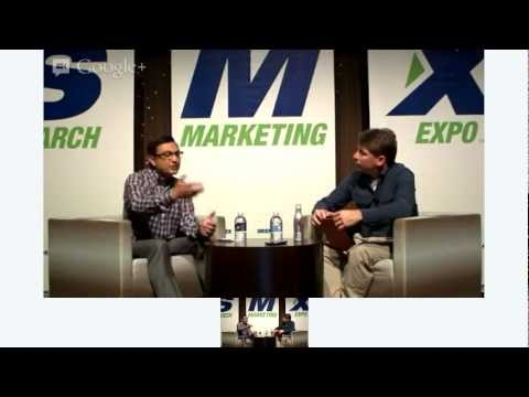 SMX Social Media Keynote Conversation: Vic Gundotra, Senior VP at Google+ 