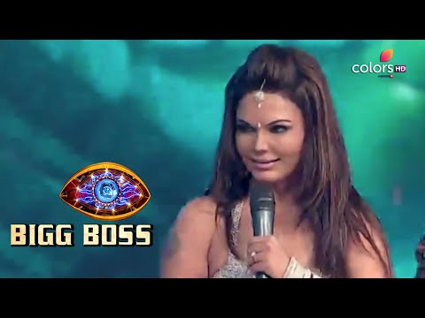 #RakhiSawantKiWapasi  Rakhi Sawant Shows Her English Skills To Salman | Bigg Boss | बिग बॉस