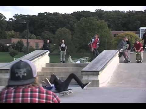 2012 Shoptober Showdown - Reid Menzer Skatepark - York, PA