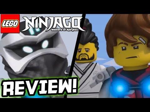 "Ninjago: ""The Cliffs of Hysteria"" Episode Review! (Season 12-7) 🎮"