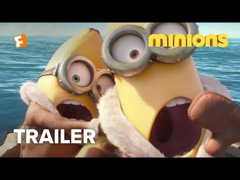 Minions Movie Picture