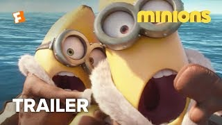 Nonton Minions Official Trailer  3  2015    Despicable Me Prequel Hd Film Subtitle Indonesia Streaming Movie Download