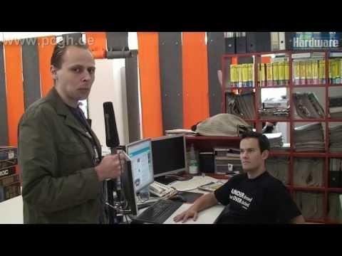 Die PC Games Hardware-Redaktion - PCGH in Gefahr