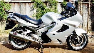 10. Kawasaki ZZR 1200 2002