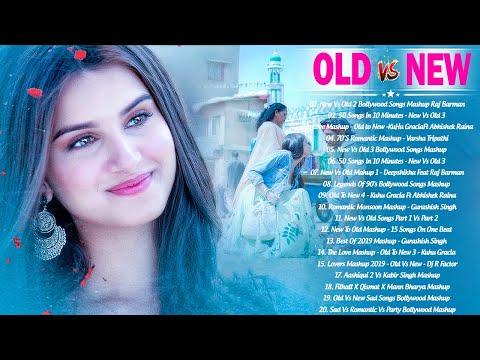 Old VS New Bollywood Mashup Songs 2021 // Old Romantic Songs Mashup/Hindi Songs 2021,Indian Mashup