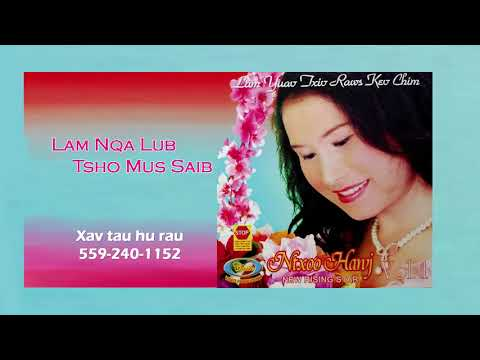 Ntxoo Hawj Lam Nqa Lub Tsho Mus Saib (видео)