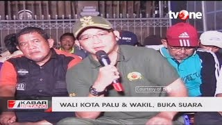 Video Wali Kota dan Wakil Wali Kota Palu Buka Suara MP3, 3GP, MP4, WEBM, AVI, FLV November 2018