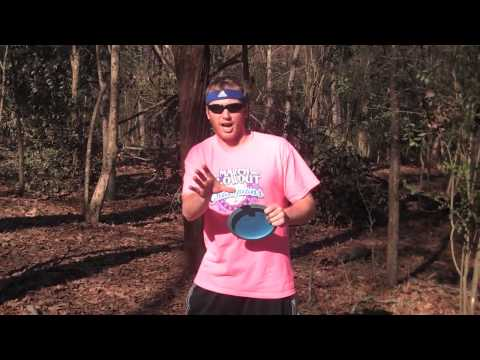 Disc Tech Golf Lessons: Throwing Technique