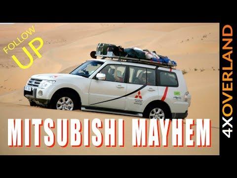 MITSUBISHI MAYHEM | Fan-boys and facts
