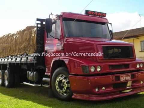 caminhões da 153