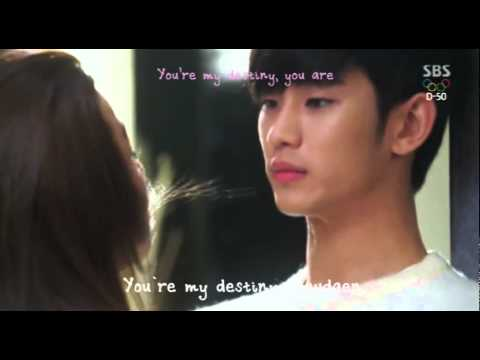 Video ost. You Who Came from Star (SBS) _ Lyn - My Destiny (lyric+eng sub) download in MP3, 3GP, MP4, WEBM, AVI, FLV January 2017