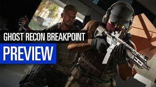 Ghost Recon: Breakpoint | PREVIEW | PvP-Kämpfe mit Fokus auf Teamplay