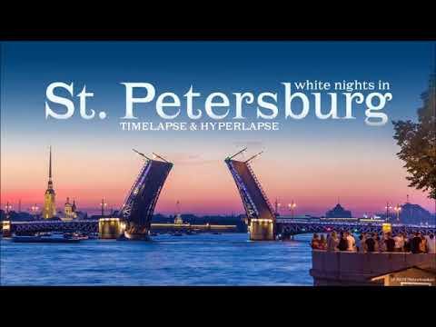 White Nights In St. Petersburg