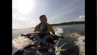 4. 2013 sea doo rxp x 260 test drive
