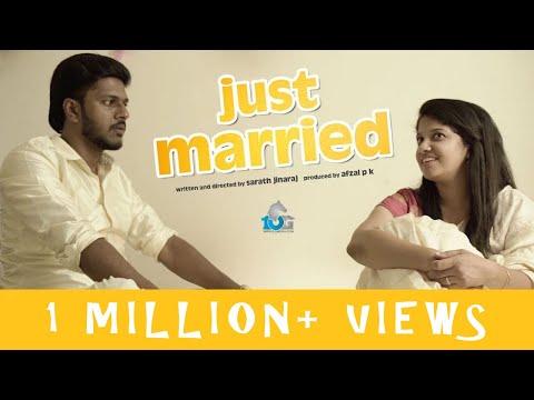 Just Married   Latest Malayalam Short Film   Sarath Jinaraj   Afzal Pk   10G Media Originals