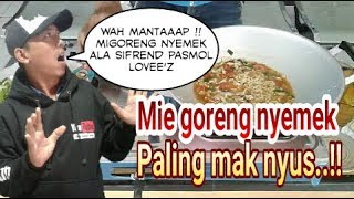 "Video Cara masak MIE GORENG NYEMEK"" ala sifren pasmol lover'z MP3, 3GP, MP4, WEBM, AVI, FLV Maret 2018"