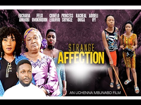 Strange Affection Season 1 - Latest 2017 Nigerian Nollywood Movie [PREMIUM]