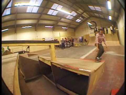 Belfast Unit 13 skatepark  launch party, 1st dec 2007