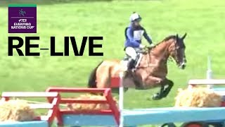 RE-LIVE | Cross Country | Millstreet (IRL) | FEI Eventing Nations Cup™