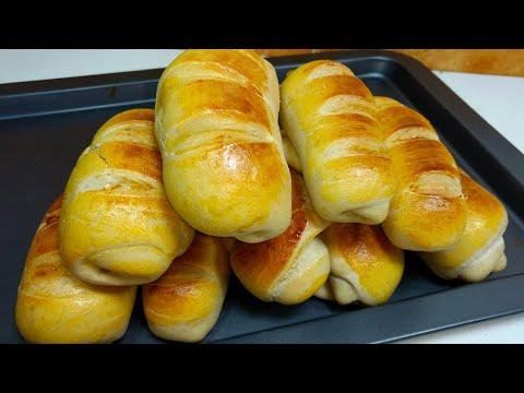 ¡No compro más pan! Lo preparo 2 veces a la semana - PAN HECHO EN CASA