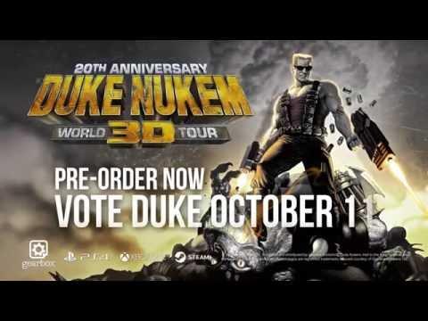 Duke Dukem 3D World Tour en vidéo