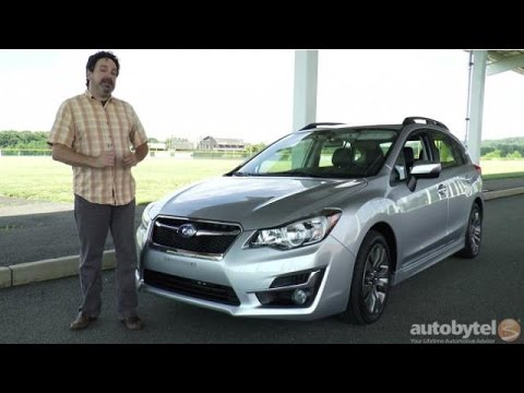 2015 Subaru Impreza 2.0i Sport Limited Video Review