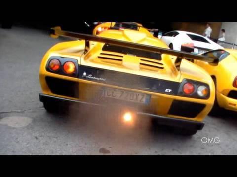 Thumbnail For Video SvXqp5h 3Gg · Lamborghini Diablo GT ...