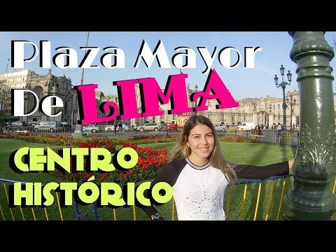 Centro Histórico de Lima • Plaza de Armas | Pao Acevedo