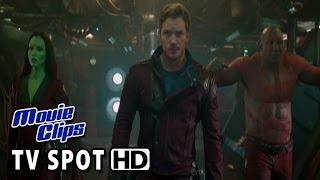 Guardians of the Galaxy TV Spot #4 (2014) HD