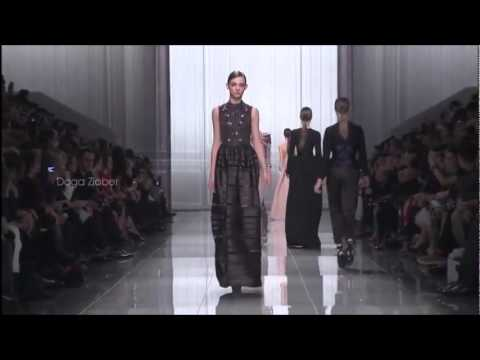 Christian Dior Fall Winter 2012 2013 Full Fashion Show with Names
