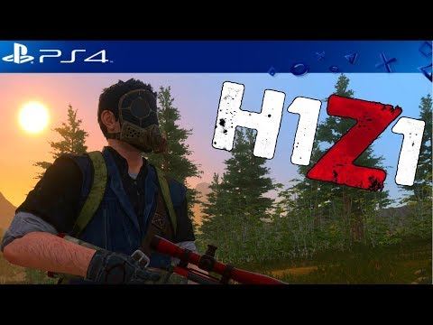 H1Z1 PlayStation 4 Open Beta Gameplay - More Wins!