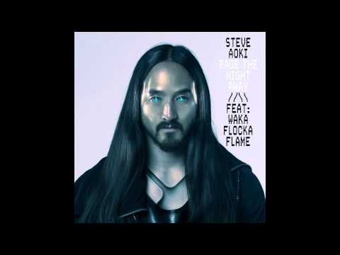 Steve Aoki feat. Waka Flocka Flame – Rage The Night Away (Album Edit) [Cover Art]