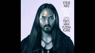 Thumbnail for Steve Aoki ft. Wacka Flocka — Rage The Night Away