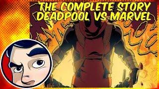 Deadpool Kills the Marvel Universe - Complete Story