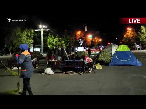 Ուղիղ միացում Ֆրանսիայի հրապարակից. 15.04.2018՝ 21:00-ից - DomaVideo.Ru