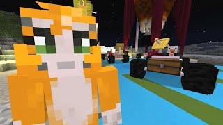 Minecraft - Space Den - caR pArK?!?! No wAy!!!! (6)