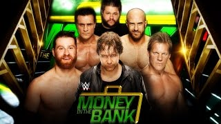 Nonton WWE 2K16 - MONEY IN THE BANK 2016 - DEAN VS JERICHO VS CESARO VS OWENS VS ZAYN VS DEL RIO Film Subtitle Indonesia Streaming Movie Download