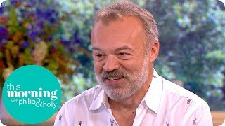 Video Graham Norton's Chat Show Secrets: Drunk Guests and Carrie Fisher's Last Interview | This Morning MP3, 3GP, MP4, WEBM, AVI, FLV Oktober 2018
