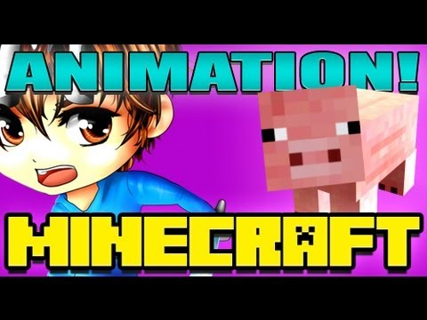 TREEPIG IN THE HOUSE! - A Minecraft Tale Animated