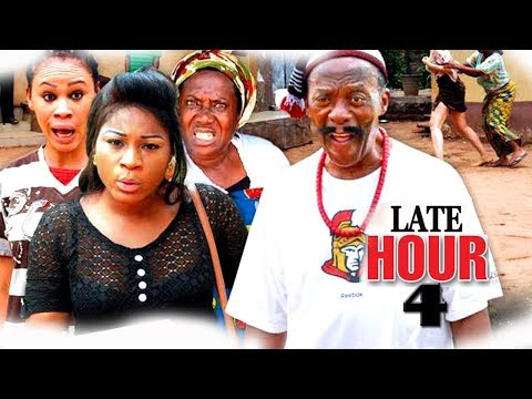 Late Hour (episode 4) - 2017 Latest Nigerian Nollywood Movie HD
